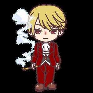 公爵 アルフォンス